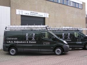 Glashandel Raijmakers. sinds 1992